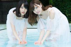 danes83: Shiraishi Mai & Ikuta Erika on YS Vol....   日々是遊楽也