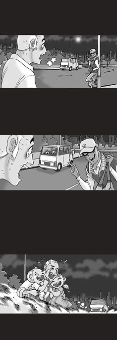 Silent Horror :: Ransom | Tapastic Comics - image 3