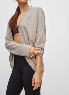 Community DECIMUS SWEATER | Aritzia - LOVE this sweater!
