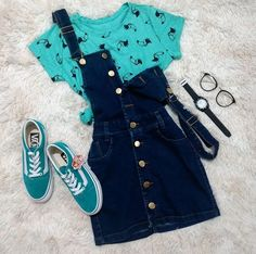 This Christmas Try Mickey Mini Looks :- AwesomeLifestyleFashion Source by dress teenage Teenage Girl Outfits, Teen Fashion Outfits, Mode Outfits, Cute Fashion, Outfits For Teens, Cute Summer Outfits, Cute Casual Outfits, Pretty Outfits, Stylish Outfits