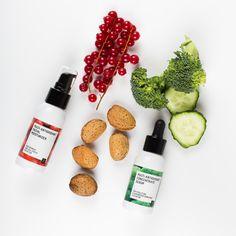Serum facial y crema facial con ingredientes naturales libres de tóxicos para el mejor cuidado de tu piel