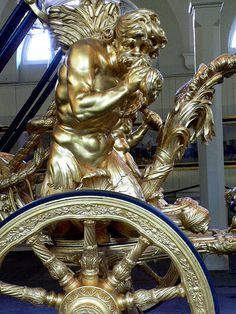 Coronation Coach Detail