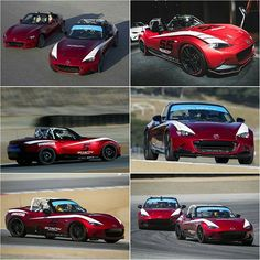 Yours for $53k! The New Global MX-5 Cup race car, via @caranddrivermag   #TopMiata #mazda #miata #mx5 #eunos #roadster #mx5cup