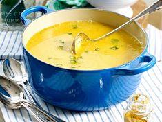 Unser beliebtes Rezept für Möhren-Orangen-Suppe und mehr als 55.000 weitere kostenlose Rezepte auf LECKER.de.