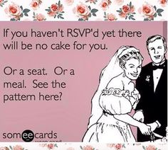 Advice For Planning A Stress-Free Wedding Wedding Meme, Wedding Quotes, Wedding Rsvp, Wedding Advice, Free Wedding, Diy Wedding, Wedding Planning, Wedding Day, Wedding Things