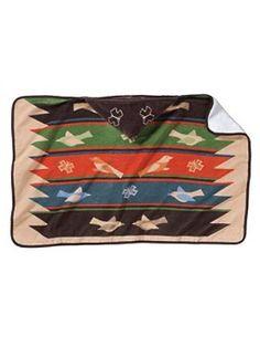 Pendleton Birdsong Hooded Towel
