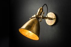Cool lighting for an antique kitchen Glass Lighting, Kitchen Wall Lights, Cool Lighting, Wall Lights, Vintage Industrial Lighting, Brass Lighting, Vintage Industrial, Lights, Brass Wall Light