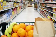Healthy Shopping List Tips for Busy Athletes