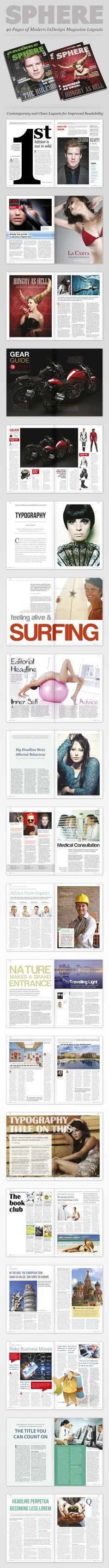 Professional Magazine A4 - 28 pages   Paragraph, Texts and Magazines