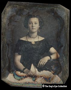 Ninth plate daguerreotype 1850's | Flickr - Photo Sharing!