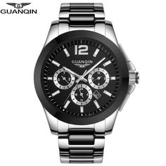 GUANQIN Mens Watches Top Brand Luxury Military Sport Quartz Watch Men Chronograph GQ50005 Male Clock relogio masculino     Tag a friend who would love this!     FREE Shipping Worldwide     Buy one here---> https://shoppingafter.com/products/guanqin-mens-watches-top-brand-luxury-military-sport-quartz-watch-men-chronograph-gq50005-male-clock-relogio-masculino/