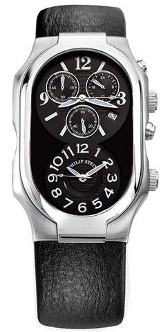 philip stein watches on sale | Philip Stein Signature Chrono Mens Watch - 3-B-CRB-CB