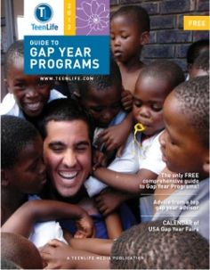 Gap Year Programs for Teenagers from Teen Life suggests travel, special interest, educational, volunteer, or world development programs to take between high school and college. College Classes, College Life, College Hacks, Teen Volunteer, Volunteer Ideas, Volunteer Abroad, Travel Jobs, Volunteer Programs, Mind The Gap
