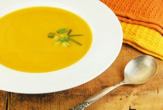 Low carb soup recipes are especially perfect for colder days throughout the year. Warm up with a flavorful and hearty butternut squash soup recipe from Atkins. Cauliflower Curry, Roasted Cauliflower, Fall Recipes, Soup Recipes, Recipies, Roasted Butternut Squash Soup, Curry Soup, Clean Eating Recipes, Eating Clean