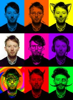 thom comes in colours