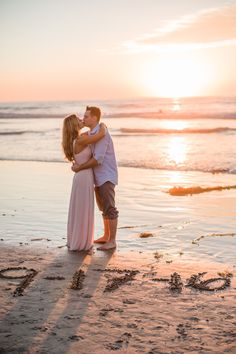 San Diego Wedding Photographer: Bianka and Mike shot their engagement session on…