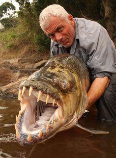 River monster