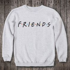 Friends TV Show Clothing Friends TV Show Sweatshirt Friends TV Show Sweater Friends tv Series Pullover Jumper for Mens Womens Sweatshirt 029 by 2PApparel on Etsy https://www.etsy.com/listing/499013715/friends-tv-show-clothing-friends-tv-show