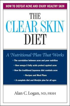 how to clear acne with diet
