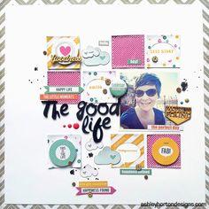 The Good Life - Scrapbook.com