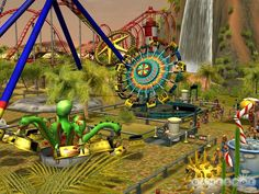Résultats Google Recherche d'images correspondant à http://images2.fanpop.com/image/photos/11500000/Rollercoaster-tycoon-3-rollercoaster-tyc...