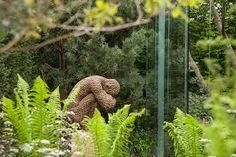 sculpture hampton court flower show 2013 - Google Search