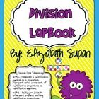 Super fun and engaging division lapbook - this would go great with my interactive journals $