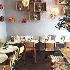 La Mangerie Paris | Un projet incroyable. #design #projetdeluxe #décoration http://magasinsdeco.fr/delightfull-dans-projet-luxe/