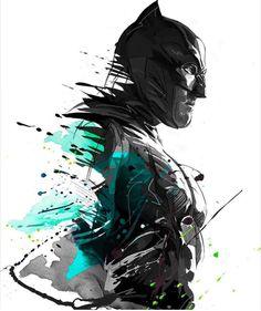 Batman by Yanndalon