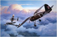 First Kill by Roy Grinnell At dawn on September 1st. 1939, Hitler's Luftwaffe began their attacks on targets across Poland. Based at a secr...