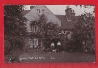 Oxfordshire, Goring Heath, Post office.- Postcard.