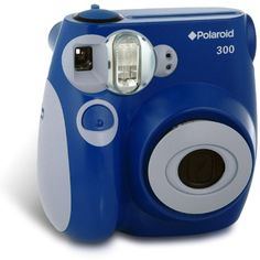 Polaroid 300 Instant Camera Blue *** Check out the image by visiting the link.Note:It is affiliate link to Amazon.