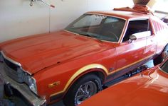 1976 Plymouth Volare Road Runner