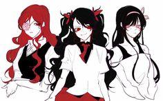 Manhwa, Character Costumes, Character Development, Manga Art, Webtoon, Yuri, Haikyuu, Cute Girls, Character Design