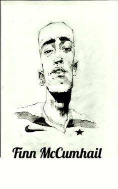 What Finn McCumhaill could look like today. Based on the character 'Finn Casey' from 'It's the Stars Will Be Our Lamps'