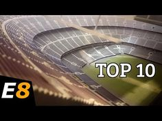 Top 10 biggest soccer stadiums: 10. Salt Lake Stadium Kolkata India Commissioned in January 1984 for mixed-use. Mainly used for football match. Used to be world's biggest stadium with 120000 seats before major renovation happened in 2011 to current capacity of 85000.  9. Borg El Arab Stadium Stadium located in Alexandria Egypt and opened for public in 2006. It is second biggest stadium in Africa after FNB Stadium with capacity of 86000 all-seater. The stadium is part of Egypt campaign for…