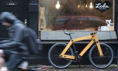 sandwichbike DIY flat-pack wooden bicycle by pedalfactory