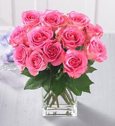Picture-perfect soft pink roses make a beautiful gift for the lovely lady in your life. Wife, mother, daughter or sweetheart, she's sure to cherish this bouquet of 36 stems of pastel pink roses. Love Rose, Pretty Flowers, Pink Flowers, Fresh Flowers, Rose Color Meanings, Pink Rose Bouquet, Online Flower Delivery, Rose Vase, Coming Up Roses