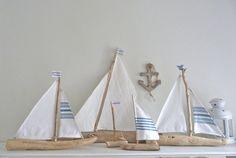 driftwood+sailboat++rustic+nautical+home+decor++by+beachcomberhome,+$18.00