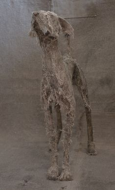Driftwood Sculpture, Dog Sculpture, Sculpture Ideas, Ooak Dolls, Art Dolls, Primitive Folk Art, Wire Art, Stop Motion, Fabric Dolls