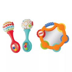 Fisher Price Tambourine and Maracas Gift Set, Multicolor Toy Musical Instruments, Musical Toys, Easy Crafts For Kids, Easy Diy Crafts, Kid Crafts, Cork Crafts, Fisher Price Baby Toys, Baby Sense, Toys Uk