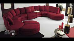 Déco Pantone couleur Marsala année 2015 - Clem Around The Corner Pantone 2015, Marsala Pantone, Modern Wooden Furniture, Contemporary Furniture, Wood Furniture, Decoration, House Design, Couch, Interior Design