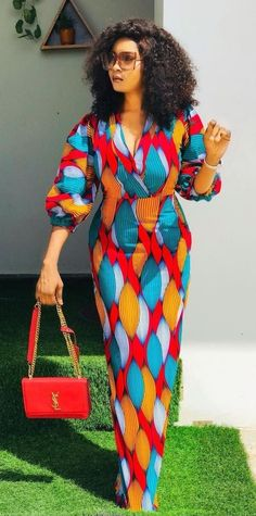 African Dresses For Kids, African Inspired Fashion, Latest African Fashion Dresses, African Dresses For Women, African Print Fashion, African Attire, Modern African Clothing, Ankara Dress Designs, Latest African Styles