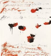 cy twombly paintings - Google Search