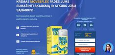 Move&Flex - LT/Lithuania - Joints Lithuania, Personal Care, Self Care, Personal Hygiene