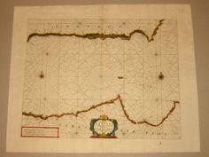 Coast of Malaga, Granada & Almeria - 1664