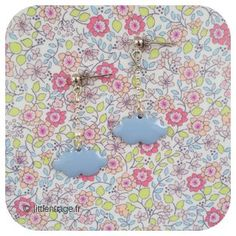 Douceur ♡ Artisanal, Clouds, Gentleness, Creative Crafts, Fantasy