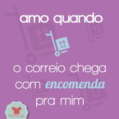 Ainda mais quando é do Roupas S.A.! www.roupassa.com.br