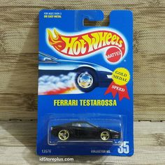 Hot Wheels FERRARI TESTAROSSA 3SP GOLD MEDAL SPEED COLLECTOR NO. 35  Update di: Fb/Twitter/Line: idStoreplus WhatsApp: 0818663621 Source: http://ift.tt/2esFo23 Toko Online: http://idstoreplus.com  #hotwheelsferrari #ferrari #ferraritestarossa #testarossa #diecastferrari #hotwheelsbalap #mobilanferrari #idstoreplus #hotwheelscirebon #hotwheelstangerang #hotwheelsjakarta #hotwheelssemarang #hotwheelsindonesia #hotwheelsmurah #pajangan #diecastindonesia #diecastjakarta #kadoanak #kadounik…