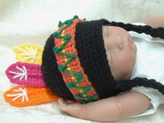 Today's blog post will be turned over to my very good friend and fellow HodgePodgerDebby Wisely so she can showcase her brand new pattern of the Lil Indian Boy/Girl hat! Be sure to show her …